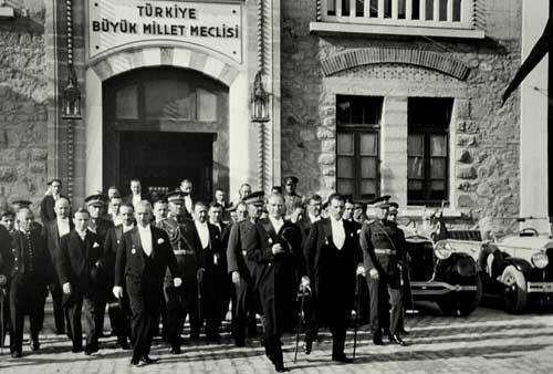 Teşkilat-ı Esasiye Kanunu veya 1921 Anayasası