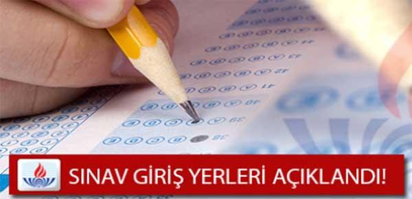 Açık Lise Sınav Yerleri ve Belgeleri Açıklandı 2015/1