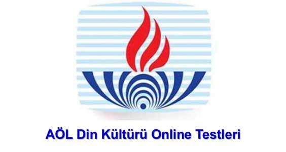 Din Kültürü ve Ahlak Bilgisi Online Testleri Ana Sayfası