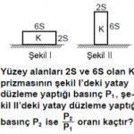 Açık Lise Fizik 3 Online Test 3