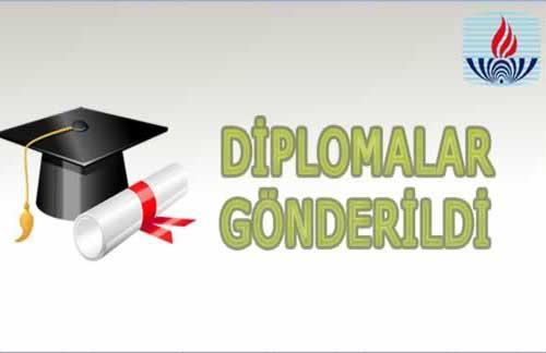 AÖL 2016/1 Dönemine Ait Diplomalar HEM'lere Gönderildi