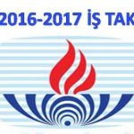 Açık Lise 2016-2017 İş Takvimi