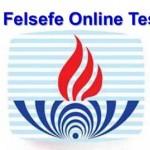 Açık Lise Online Felsefe 2 Test 2