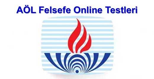 Açık Lise Online Felsefe 2 Testleri 7