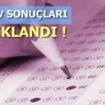 9-10 Aralık AÖL sınav sonuçları açıklandı