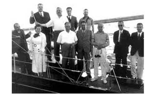 Kabotaj Kanunu Kabulü 1 Temmuz 1926