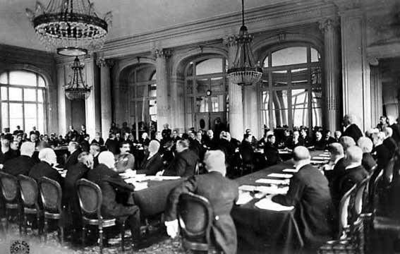 Paris Barış Konferansı