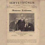 Servet-i Fünûn Dergisi ve Servet-i Fünûn Edebiyatı