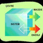 Termodinamik sistem nedir?