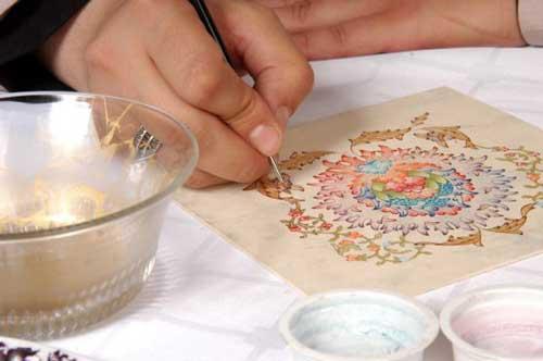 Tezhip Nedir? Tezhip Sanatı Nasıl Yapılır, Nerelerde Kullanılır?