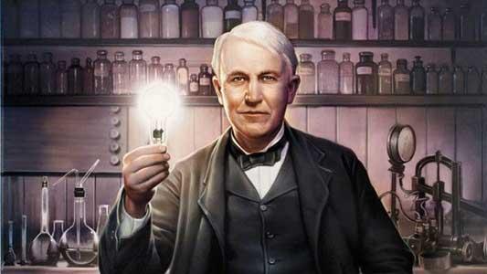 Thomas Alva Edison kimdir, çocukluğu nasıldır, buluşları nelerdir?