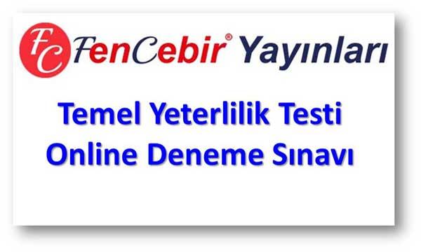 Yeni Sınav Sistemine Tam Uygun Ücretsiz Online TYT Deneme Sınavı