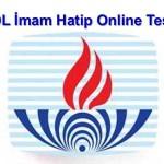 Açık Lise Kelam 2 Online Testleri Test: 1