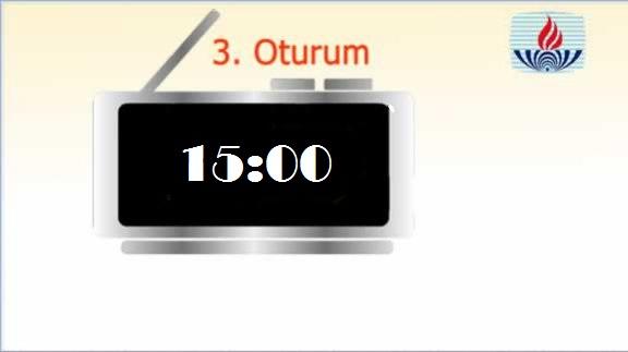 AÖL 31 Mart – 1 Nisan 2018 Tarihli 2. Dönem Sınavı 3. Oturum Saati 15.00 oldu.