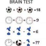 Brain Testi