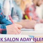 Açık Lise 7-8 Aralık 2019 Sınav Giriş Yerleri: Yedek Salon Aday İşlemleri