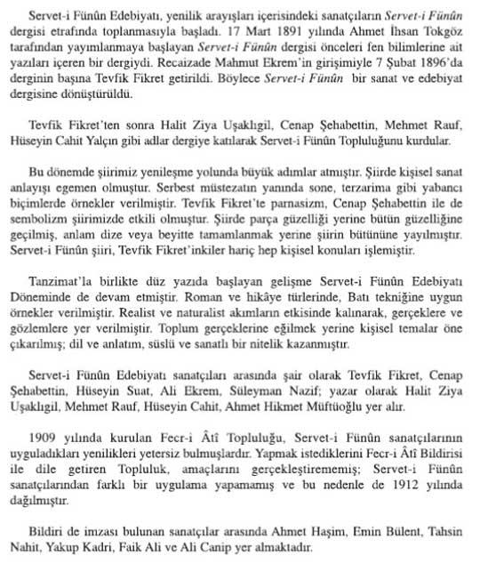 aol-turk-edebiyati-6-serveti-funun-konu-ozeti